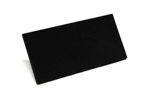 Barnwell Sponge Float Dense Rubber Black 11""